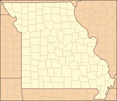 The Great State of Missouri is divided into 115 counties.